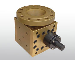 Reactor Gear Pump